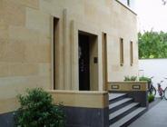 Seeberger Sandstein, Fassade,Fensterbänke, Abdeckungen