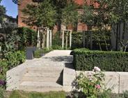 Travertin, Muschelkalk, Garten- und Landschaft, Innenarchitektur, Rügen