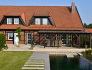 Travertin Bauhaus, Travertin Thüringen, Bodenplatten, Pool-Einfassung, Blockstufen, Wasserbausteine