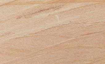 Detailansicht Nebra Sandstein mit geschliffener Oberfläche von TRACO