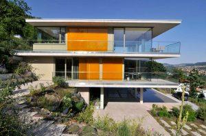 Ganzheitliche Natursteinkonzepte für private Villen
