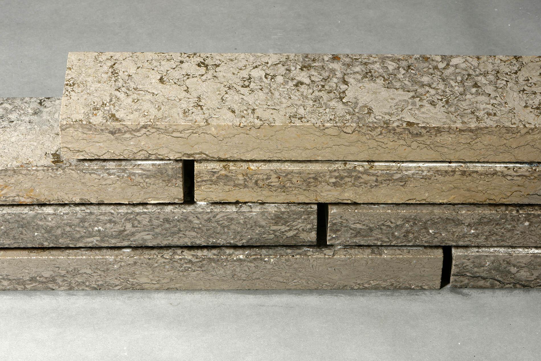 TRACO CUBE Riegel® aus Muschelkalk