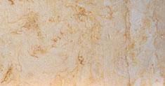 Detailansicht TRACO Naturstein Seeberger Sandstein gelb bis weiß mit geschliffener Oberfläche