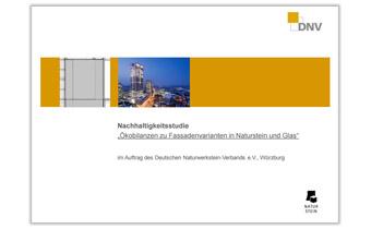 TRACO Nachhaltigkeitsstudie Naturstein