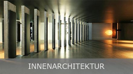 Innenarchitektur mit Natursteinen von TRACO