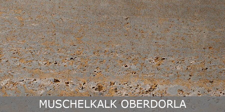 Muschelkalk Oberdorla von TRACO