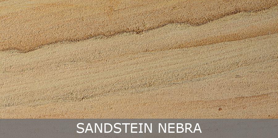 Sandstein Nebra von TRACO