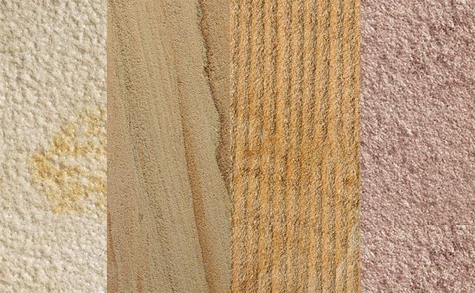 TRACO Sandsteine