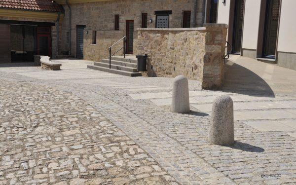 Pflaster aus Naturstein von TRACO