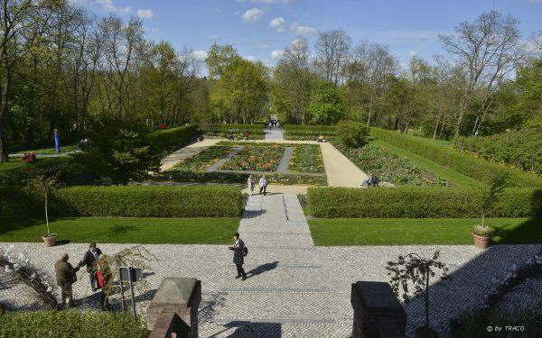 Gartengestaltung mit TRACO Natursteinen