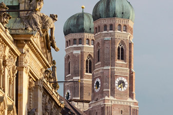 TRACO Frauenkirche, München