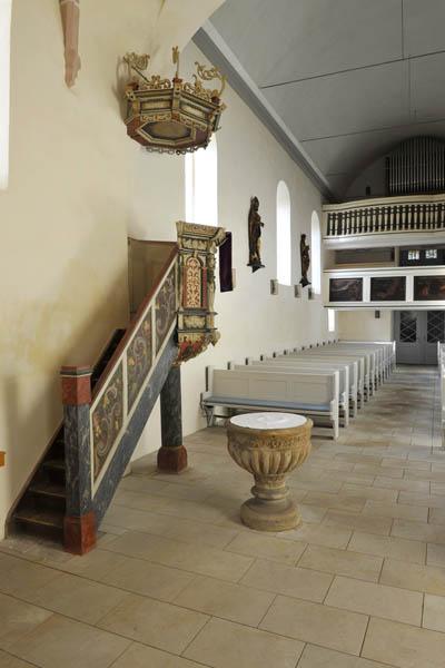 TRACO Kirche Spergau