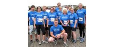TRACO Team beim Unternehmenslauf in Erfurt