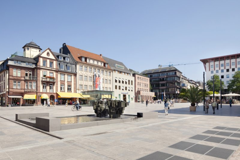 universit tsplatz und borgiasplatz fulda. Black Bedroom Furniture Sets. Home Design Ideas