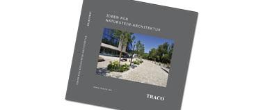 TRACO Buch 2016/17 Ideen für Naturstein-Architektur