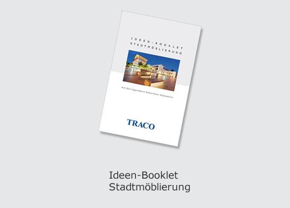 Das Ideen-Booklet für die Stadtmöblierung