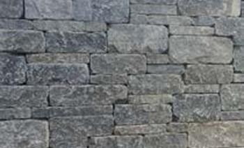 System-Mauerwerk aus Muschelkalk von TRACO