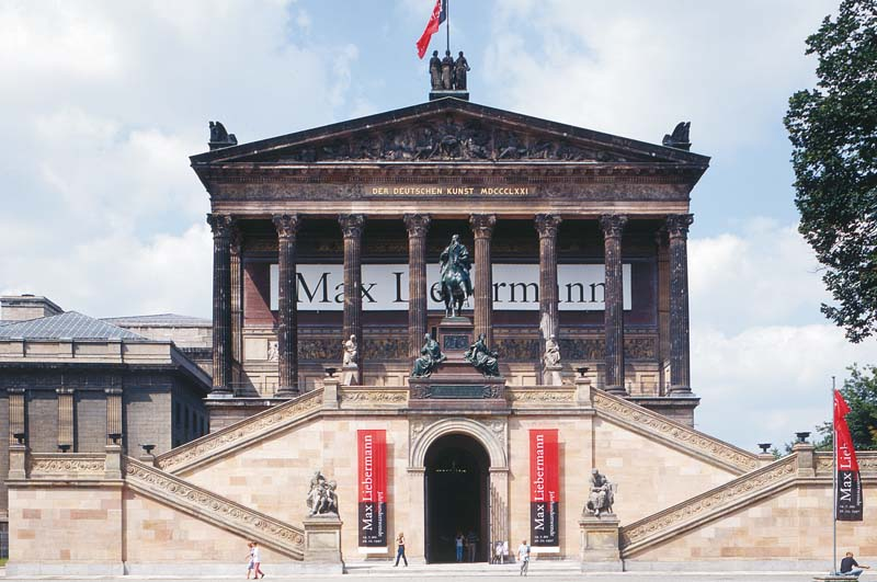 TRACO Alte Nationalgalerie