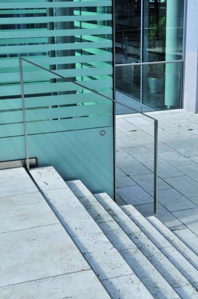 TRACO Bodenplatten und Treppenplatten