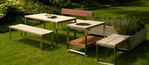 Pure Gartenmöbel von TRACO
