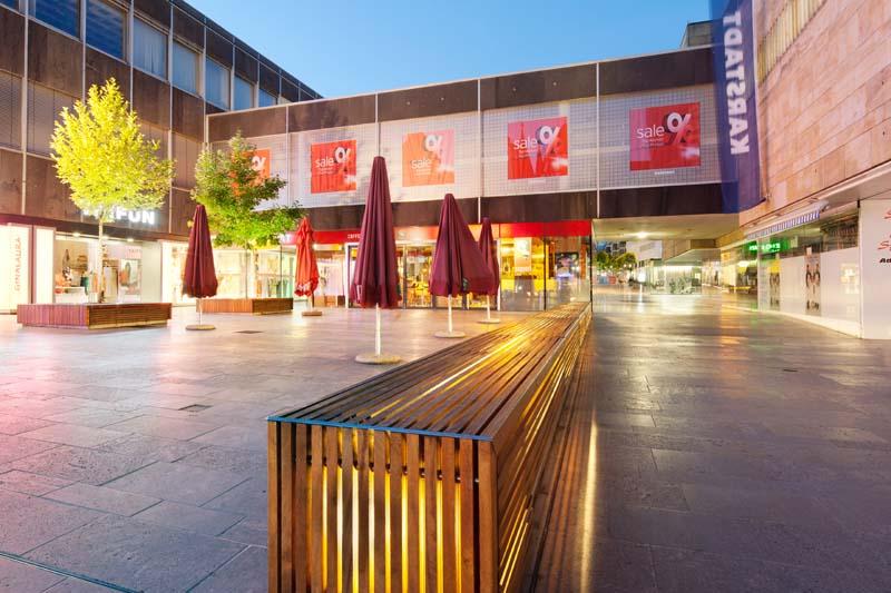 Neugestaltung des Borgiasplatz in Fulda