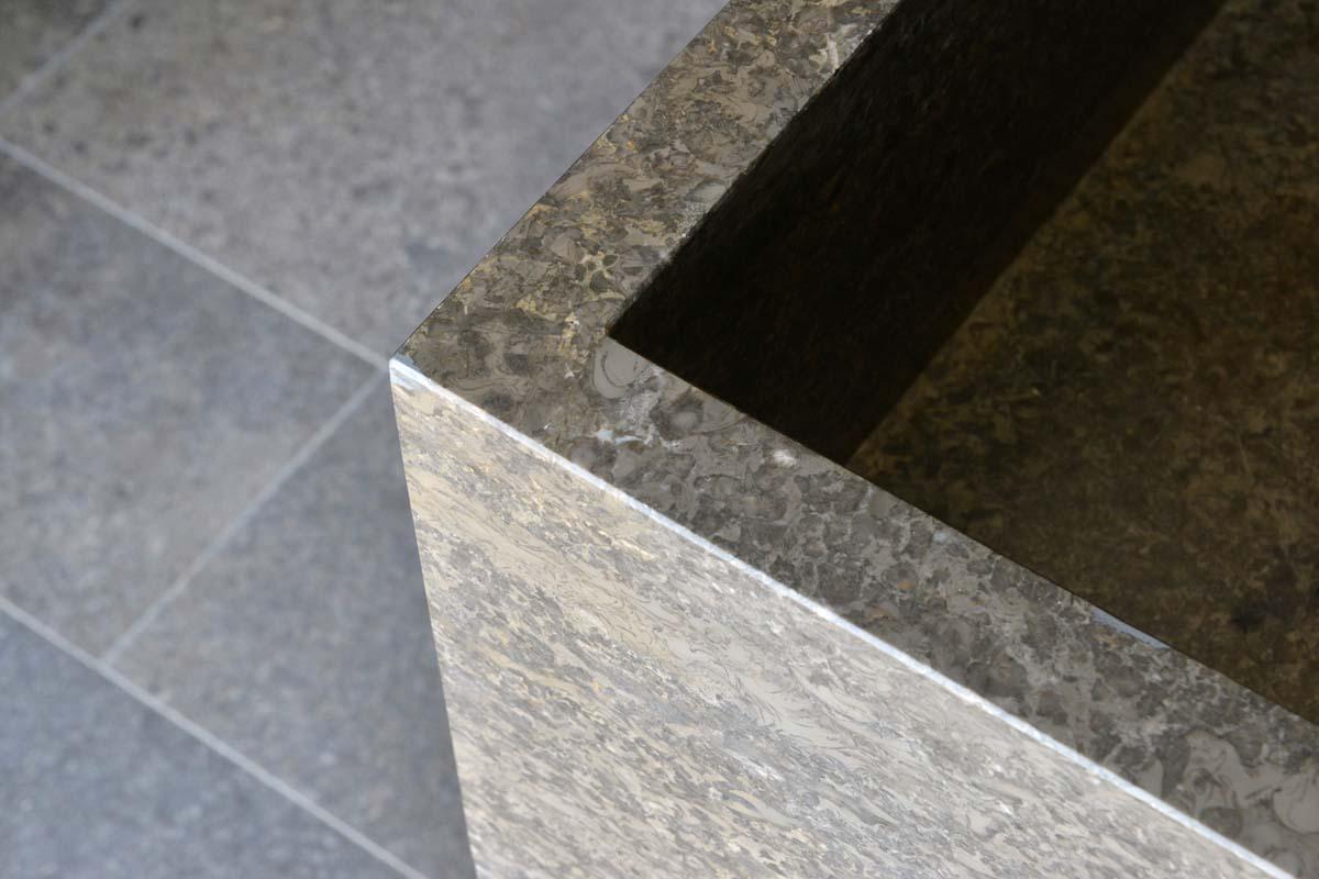 Hofgut Rosenau neu gestaltet mit TRACO Natursteinen