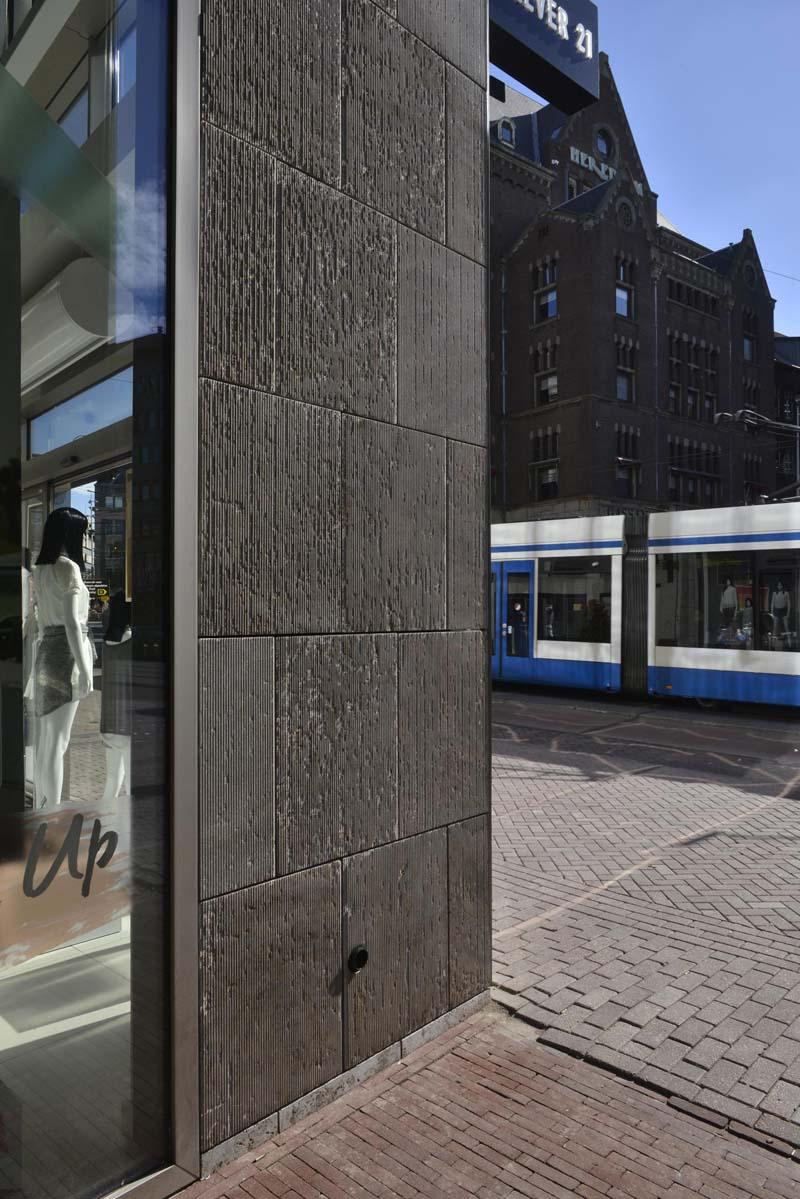 Natursteine von TRACO für einen urbanen Look