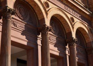 Kunsthalle Hamburg Gewände Sturz Säulen profiliert Mainsandstein geschliffen C120 (12)