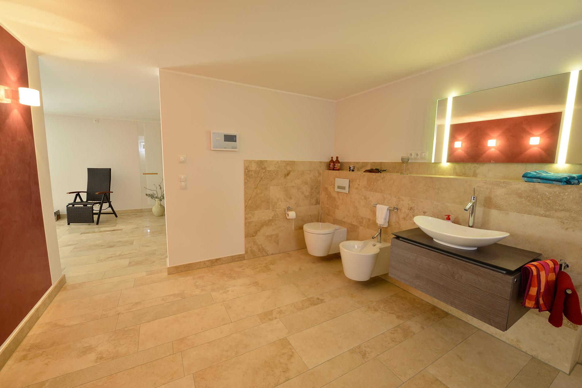 villa und stein traco. Black Bedroom Furniture Sets. Home Design Ideas