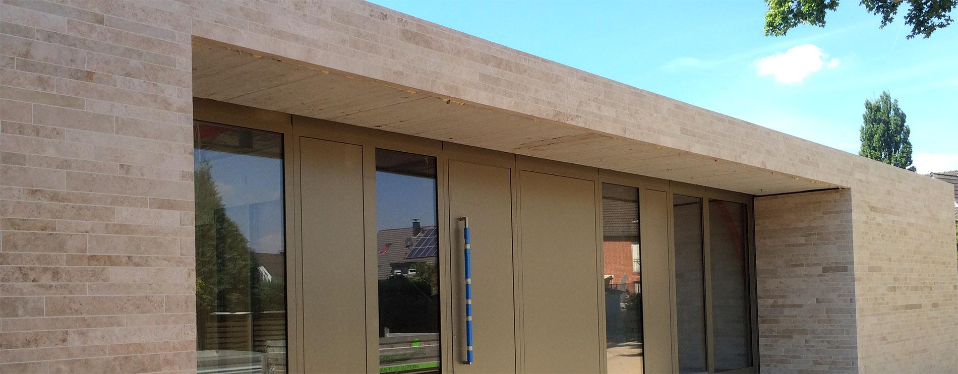 TRACO Cube Riegel® für Villen und Einfamilienhäuser