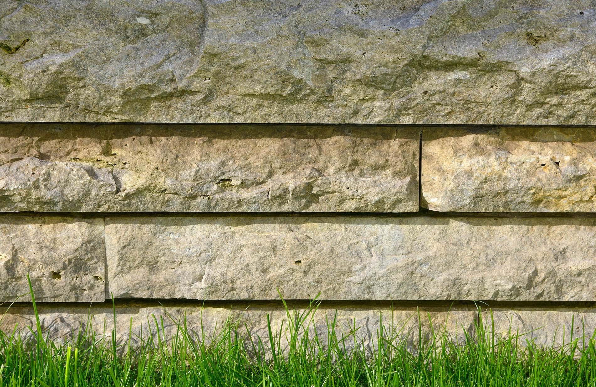Limes Dolomit® Naturstein Mauersteine von TRACO