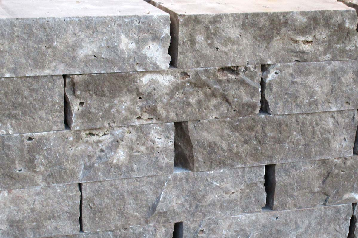 Limes Dolomit® Multiblock Mauer