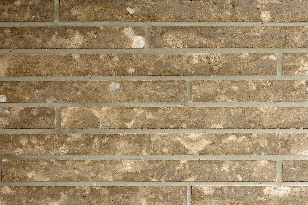 TRACO CUBE Riegel® Verblendmauerwerk aus Limes Dolomit®